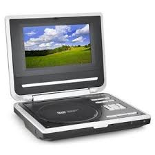 "AIRIS 7"" Portable DVD Player"