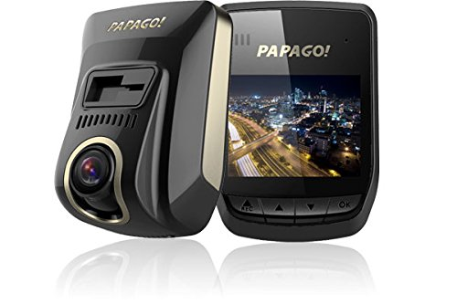 PAPAGO GS318-US Full HD Video Recording GoSafe 318